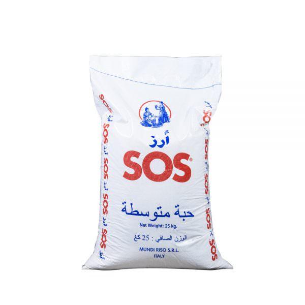 Medium Grain SOS 25kg pop-up