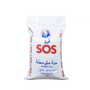 Medium Grain SOS 25kg pop-up