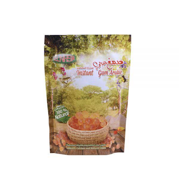 instant gum arabic front